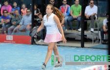 Marta Porras, única jiennense en la preselección andaluza del Campeonato de España de Pádel