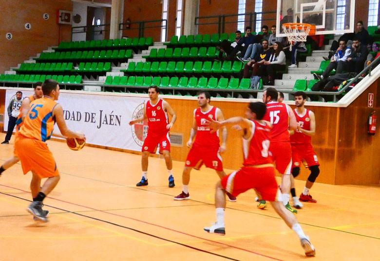 Los equipos de la UJA, preparados para las fases finales
