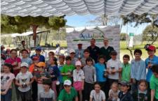 El futuro del golf andaluz se dio cita en Linares