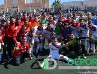 El Real Jaén alarga su dinámica positiva con un sólido triunfo ante el Poli Almería