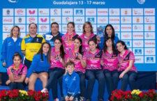 El Tecnigen Linares, subcampeón de la Copa de la Reina en una final histórica