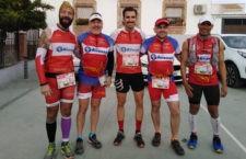 Victoria del atleta de Trailrunners en La Guardia de Jaén. Foto: Trailrunners Jaén.