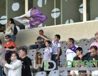 La afición en La Victoria (Real Jaén CF – Antequera CF)