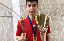 Karim Boumedian gana el Torneo de las Naciones con la Selección Española Sub-19