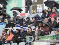 La afición en La Victoria (Real Jaén CF – Alhaurín de la Torre CF)