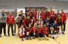 Jiennenses e iliturgitanos estarán en el torneo autonómico. Foto: FAB Jaén.