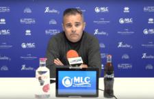Juan Arsenal: «Ahora necesitamos mucho más a la afición de Linarejos»
