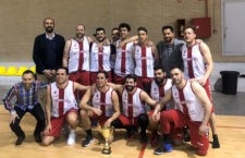 Los iliturtiganos, campeones del torneo provincial. Foto: FAB Jaén.