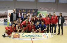 Nuevo campeonato para el CB Andújar. Foto: FAB Jaén.