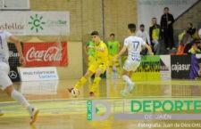 Antonio Pérez renueva con el Jaén FS hasta 2022