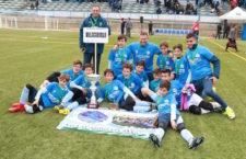 La Escuela de Fútbol de Villacarrillo, campeona de los Mundialitos CEDIFA