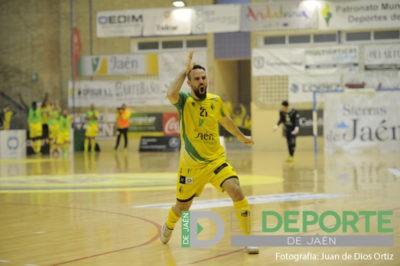 El gol de Míchel a O Parrulo Ferrol, en en top 5 de la 29ª jornada de la LNFS