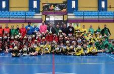 Jornada de diversión y baloncesto para los más pequeños. Foto: FAB Jaén.