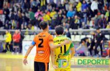 El Jaén FS se enfrentará a Ribera Navarra en las semifinales de la Copa del Rey de Fútbol Sala