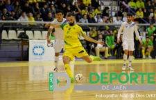 Remontada del Jaén FS para llevarse una sufrida victoria ante O Parrulo