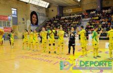 Semana de compromisos amistosos y solidarios para el Jaén FS