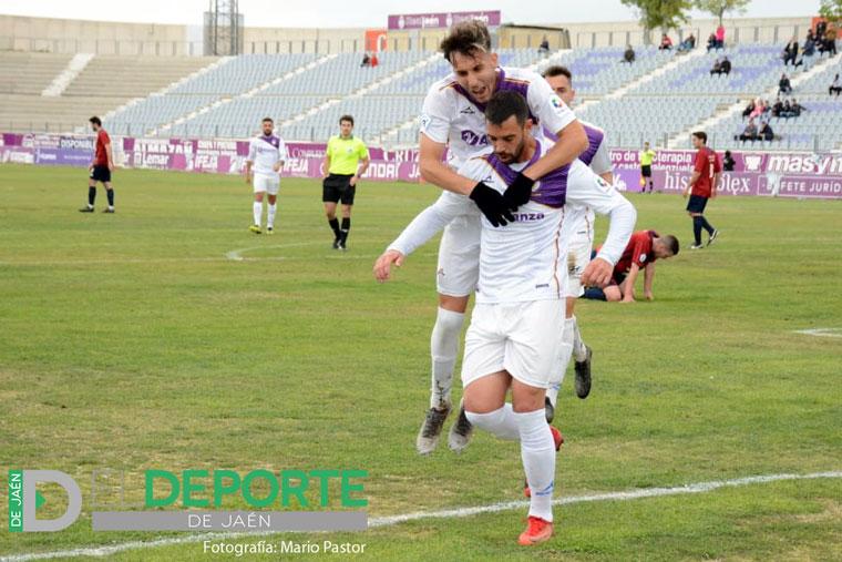 El Real Jaén vence en casa al Alhaurín CF