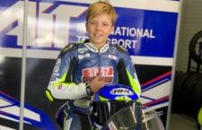 Jesús Torres debuta en Moto4 en el Campeonato de España Superbike
