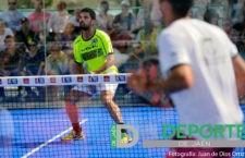 Antonio Luque jugará con Pedro Vera en el Logroño Open