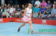 Derrota de Marta Porras en la previa del Logroño Open