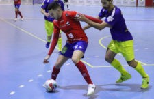 Los de Javi Garrido visitan a Santiago Futsal. Foto: Mengíbar FS.