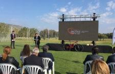 Linares será punto de partida de la prueba. Foto: Diputación de Jaén.