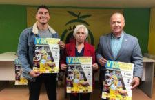 El V Torneo Solidario del Jaén FS a beneficio de ALES se celebrará el 11 de abril