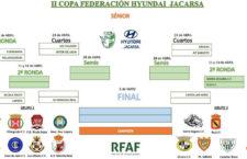 Una docena de equipos lucharán por la II Copa Federación