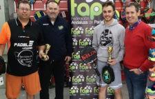Mayenco y Bruno se llevaron el título de campeones. Foto: FAP.
