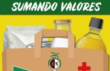 'Valores a kilos', el proyecto solidario del Jaén FS para recaudar alimentos