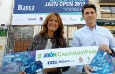 Amplia gama de actividades durante los días del Jaén Open. Foto: Ayto. Jaén.
