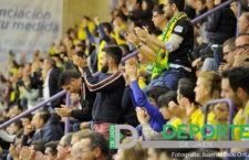 La Diputación se vuelca con los aficionados del Jaén FS y el Mengíbar FS