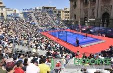 El Jaén Open 2019, torneo más visto de la historia de World Padel Tour