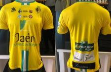 El precio de la camiseta es de 15 euros. Foto: Jaén FS.