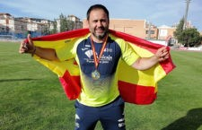 Carlos Hugo revalida el título nacional en lanzamiento de peso y disco