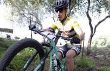Carrasco, más líder de la ronda andaluza. Foto: Deportinter.