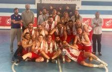 Triunfo del equipo iliturgtiano. Foto: FAB Jaén.