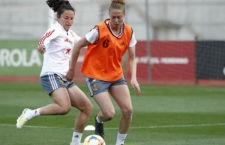 La joven jiennense disputará su segunda Mundial. Foto: RFEF.