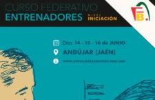Nuevo curso de iniciación de entrenador de baloncesto en Andújar