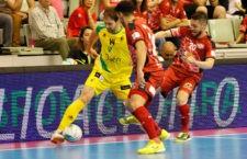 Un minuto fatídico en la prórroga condena al Jaén FS ante ElPozo Murcia