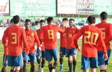 Ismael Casas se mete en la final del COTIF con la Selección Española Sub-20