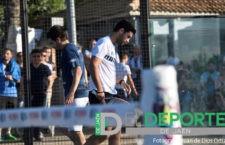 Se escapa el sueño de Antonio Luque de repetir en la central del Jaén Open