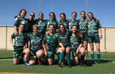 Nutrida representación jiennense en el combinado andaluz. Foto: Jaén Rugby.