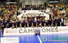 El Barça, campeón de la Copa del Rey tras remontar a un gran Jaén