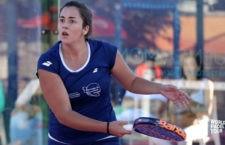 Laura Martínez se despide del Jaén Open. Foto: WPT.
