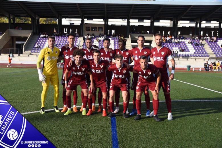 El Linares Deportivo empata en Loja antes del playoff de ascenso