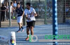 Antonio Luque logra el pase a la final de previa del Jaén Open