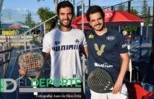 Excelente debut de Antonio Luque en el Jaén Open 2019