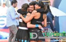 Marta Marrero y Marta Ortega, primeras finalistas del Jaén Open