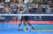 Maxi Sánchez y Sanyo Gutiérrez quieren repetir triunfo en el Jaén Open